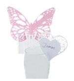 Tag farfalla e cuore per tableau