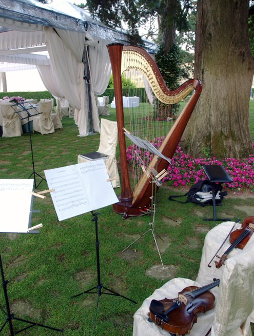 castellaro musica